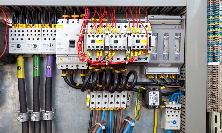 Registro Unico d'impianto elettrico