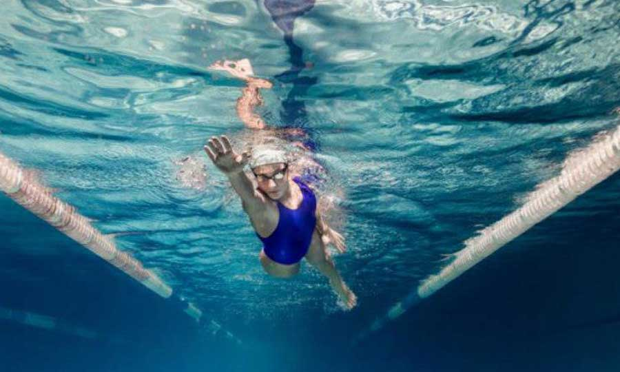 Il nuoto rieduca