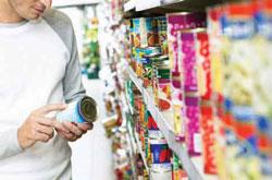 nutrizione attenti alle etichette