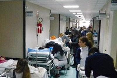 Infezioni correlate all'assistenza sanitaria